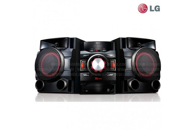 Equipo Mini Componente LG CM4650 600W