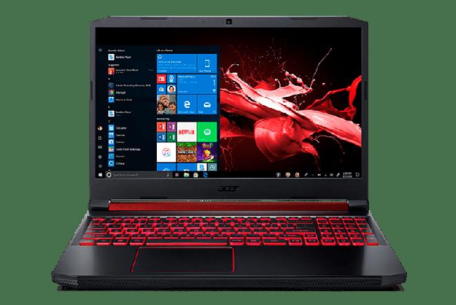 """Portátil Gamer ACER AN515-43-R4S2 15.6"""" Pulgadas AMD Ryzen 5 8GB RAM Disco Duro 1TB Negro_1"""