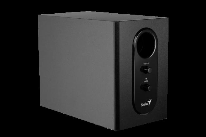 Parlante GENIUS SW-2.1 Negro