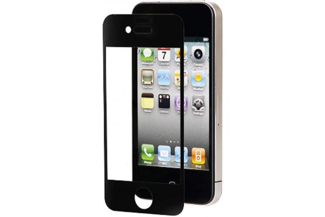 Protector de Pantalla MOSHI para iPhone 4/4S Negro