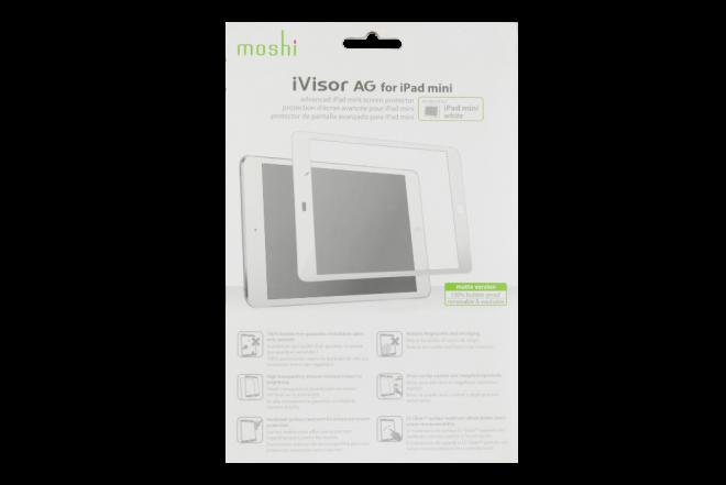 Protector MOSHI iPad Mini Blanco (Accesorios)