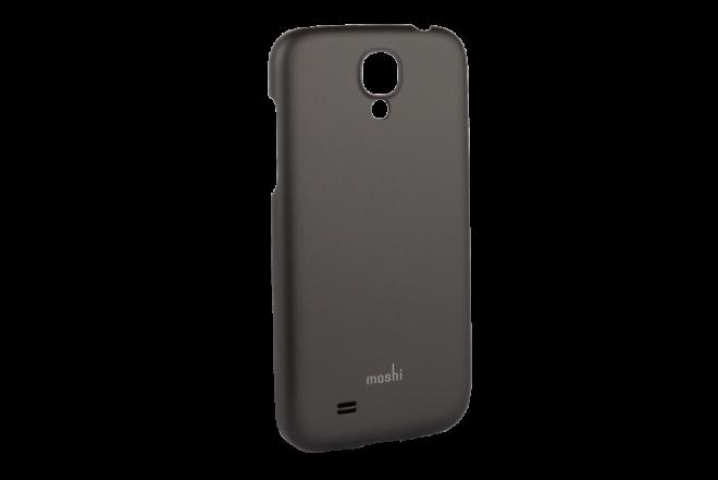 Carcasa iGlaze MOSHI Samsung Galaxy S4 Negro (Accesorios)