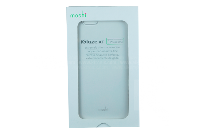 Carcasa MOSHI iGlaze XT iPhone 6 Plus Clear