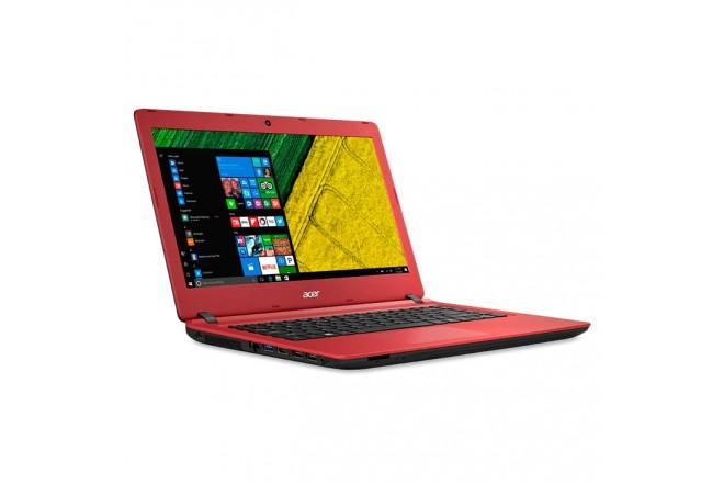 """Portátil ACER P2PQ Pentium 14"""" Negro / Rojo"""