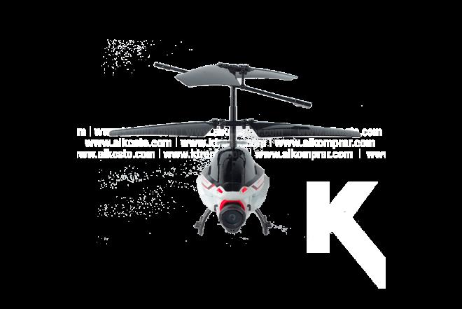Helicóptero Power In Air Spy Cam II