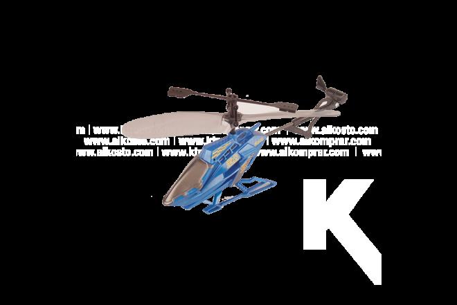 Helicóptero Power In Air Air Trojan
