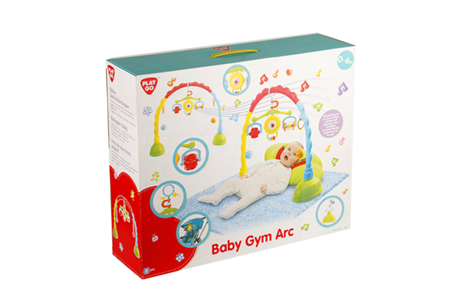 Juguete Baby Gym Arc