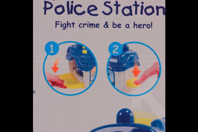 Juguete Estación Policia
