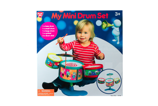 Batería Musical Mini PLAY GO