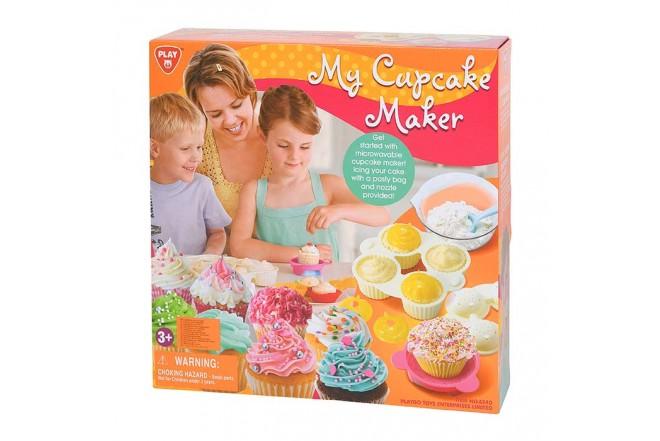 PLAYGO Juguete Máquina de Cup Cakes