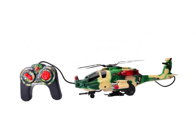 Helicóptero a control remoto Goldlok