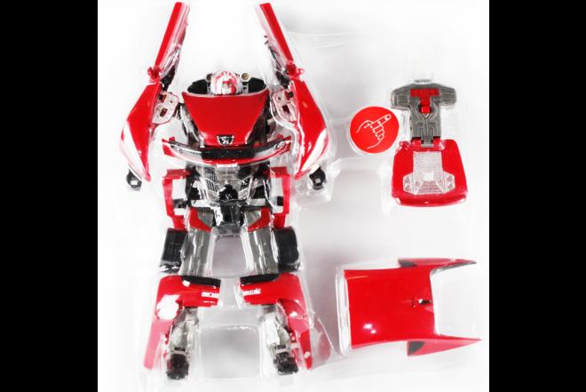 Robot Transformador Rc Carreau (Juguetes)