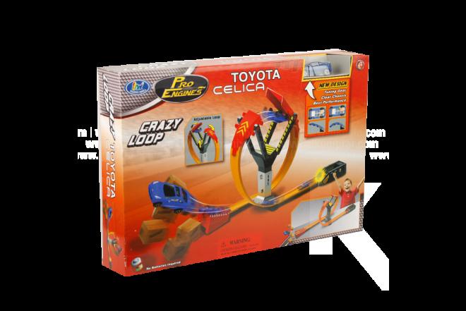 Pista Pro Engines Toyota Celica