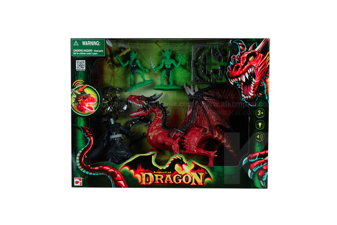 Figura Legend Of Dragon Dragon Slayer