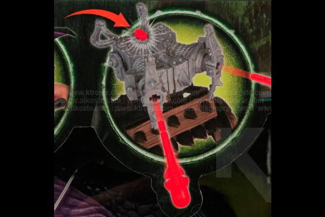 Figura Legend Of Dragon Giant Dark Smoke