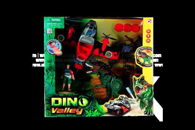 Playset Dino Valley Dinostrike