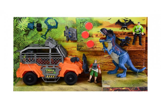 DINO VALLEY Playset Dino capture