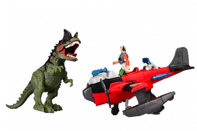 Playset dino valley Dino Striker Chap Mei