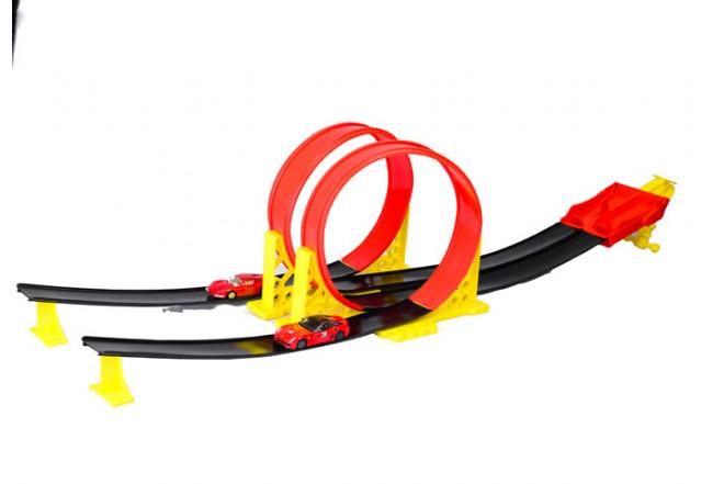 Pista Ferrari dual loop Bburago