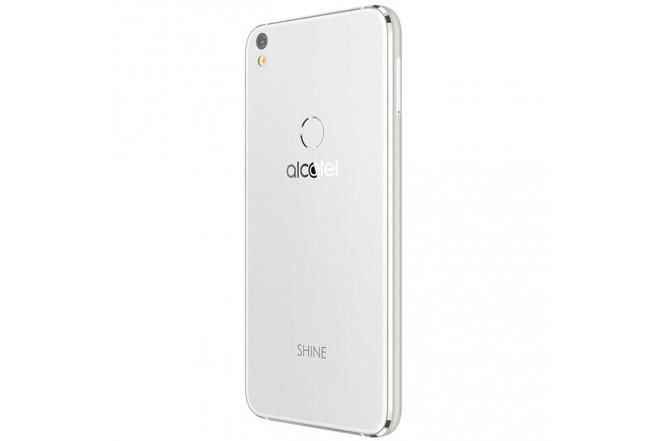 Celular ALCATEL Shine Lite -5080A 4G SS Blanco