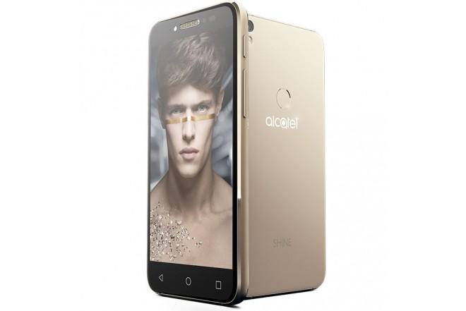 Celular ALCATEL Shine Lite -5080A 4G SS Dorado