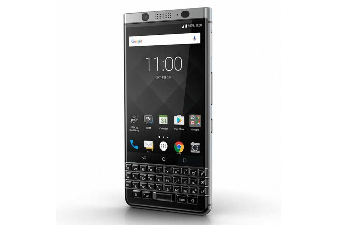 BlackBerry KeyOne BB100-01 Libre SS Negra 4G