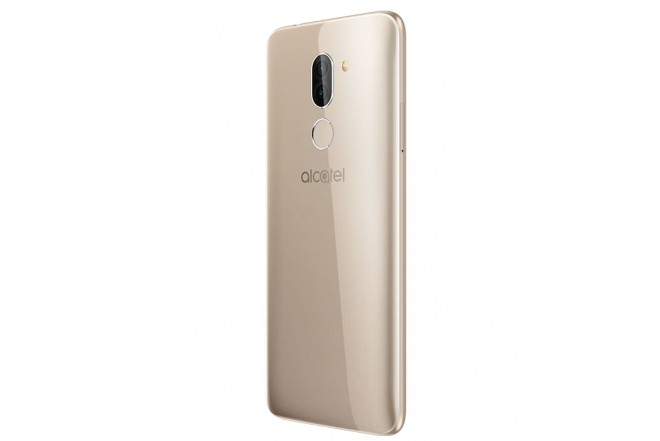Celular ALCATEL 3X DS 4G Dorado
