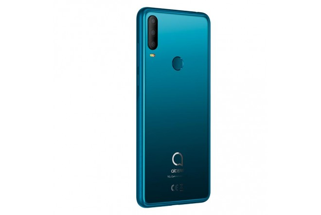 Celular ALCATEL 3X 2019 - 64GB Negro Verde6