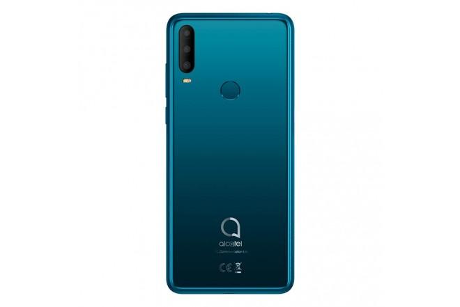 Celular ALCATEL 3X 2019 - 64GB Negro Verde4