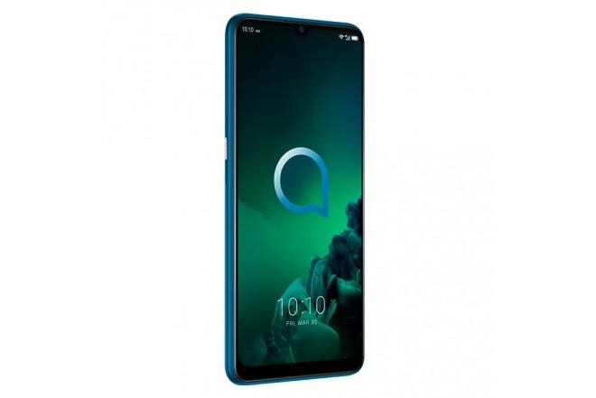 Celular ALCATEL 3X 2019 - 64GB Negro Verde3