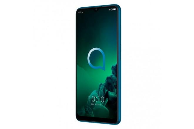 Celular ALCATEL 3X 2019 - 64GB Negro Verde2