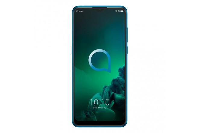 Celular ALCATEL 3X 2019 - 64GB Negro Verde1