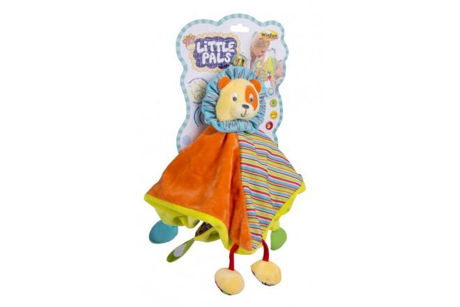 Entretenedor león Win Fun Little pals naranja