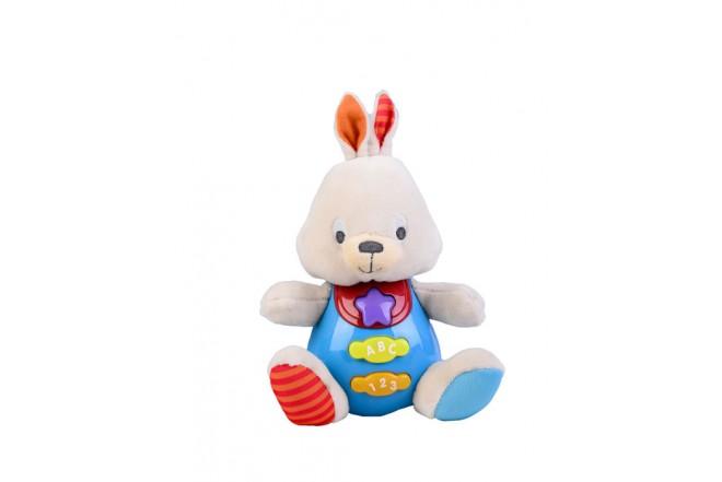Conejo canta y aprende conmigo Win fun Azul
