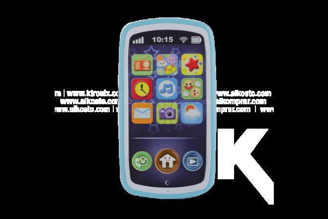 Juguete Smartphone Sonidos Divertidos Win Fun