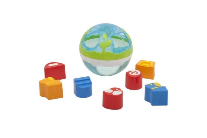 Esfera Didáctica con Figuras Para Bebé