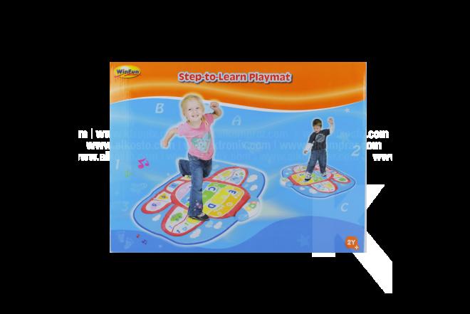 Juguete Alfombra De Juego Win Fun