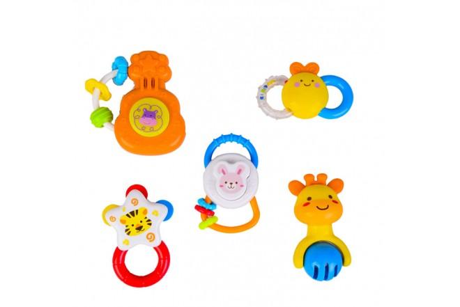 Set de música y sonido para bebé Win fun Colores