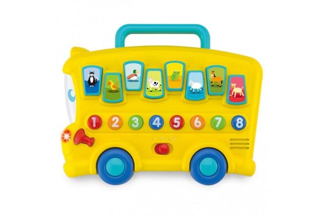 WINFUN Autobús Musical Educativo