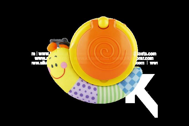 Juguete Caracol Musical con Espejo Mágico