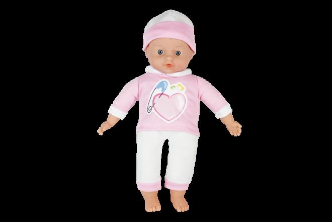 Muñeca Bebé Llora Tiny Baby (Juguetes)