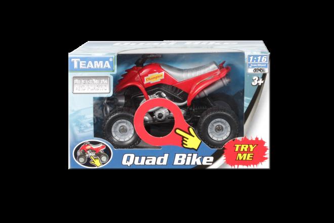 Cuadrimoto Quad Bike (Juguetes)