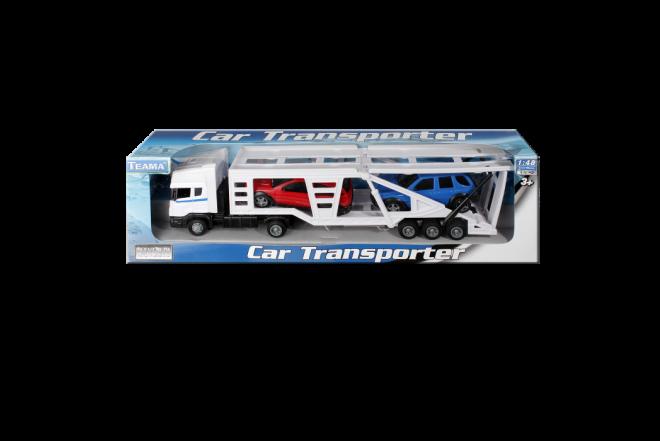 Camión Porta Vehículos Car Transporter (Juguetes)