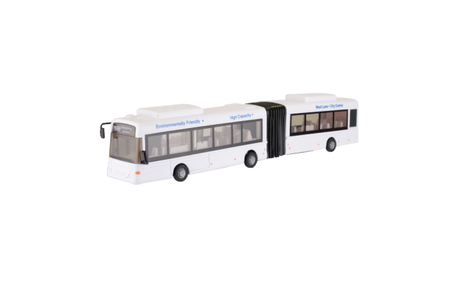 Bus Articulado City Articulated Bus (Juguetes)