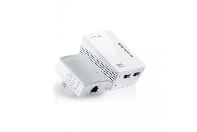 Power Line TP-LINK WiFi 300mbps 2