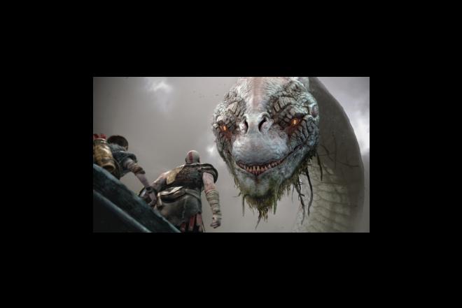 Juego PS4 God Of War Hits Lat 2