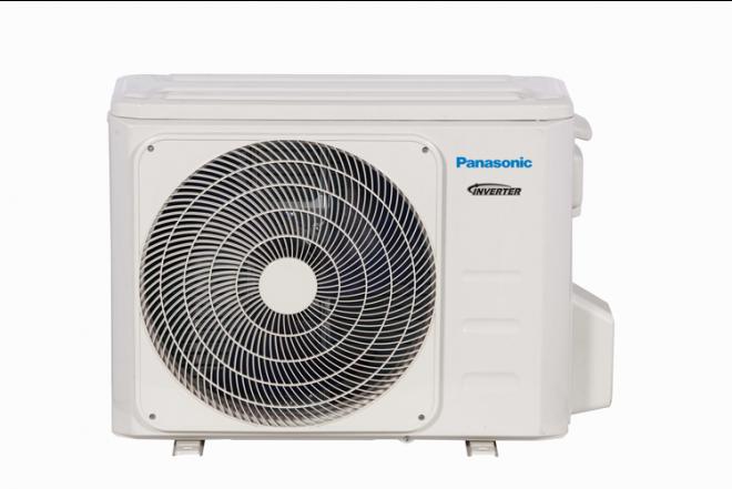 Aire Acondicionado PANASONIC inverter 9000BTU 220V Blanco3