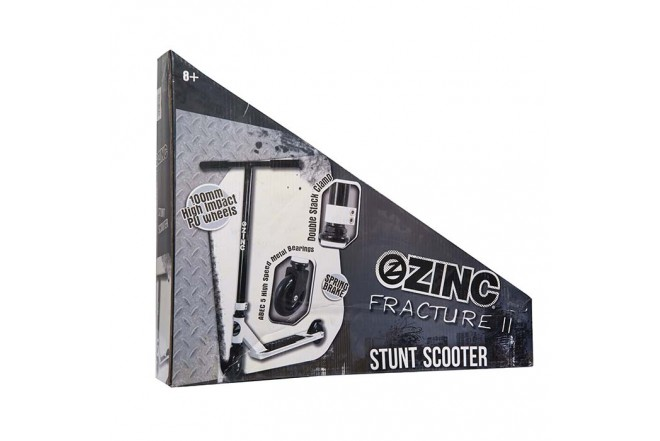 Patineta Scooter Stunt Zinc Fracture 2 Hy-Pro