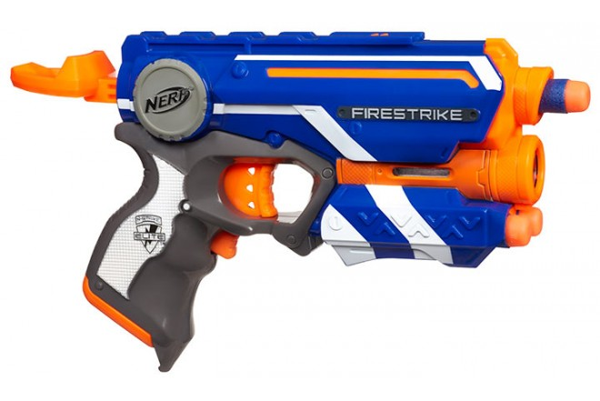 Nerf Firestrike Elite