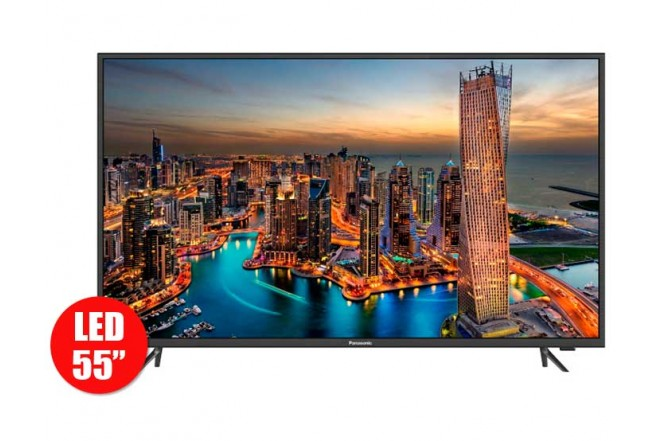 "Tv 55"" 139cm PANASONIC 55FX500 4K UHD Internet"
